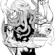 Cooking With Cthulhu